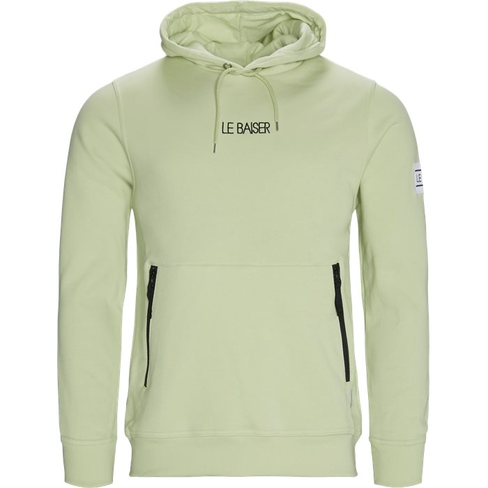 Huez  - Sweatshirts - Regular - Grøn